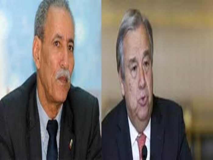President of Republic warns UNSG about Morocco's activities seriousness in Western Sahara territorial waters